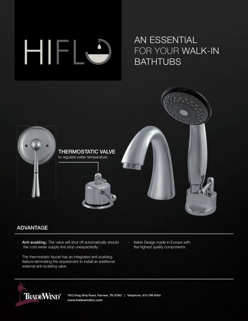 HiFlo Thermostatic Faucet